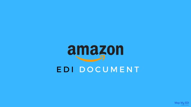 amazon EDI documents