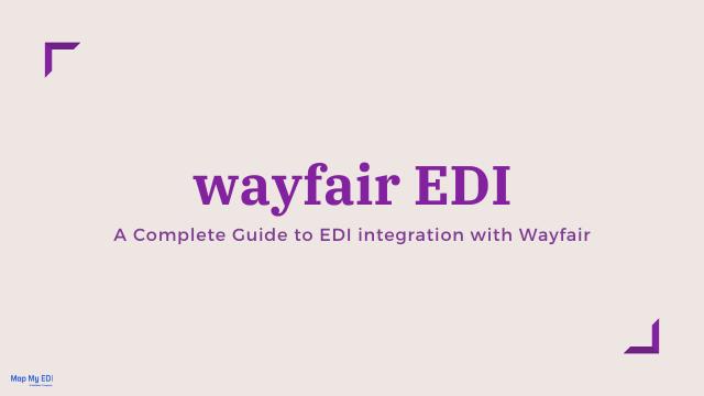 wayfair edi integration