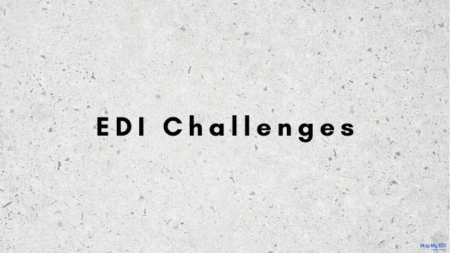 EDI Challenges