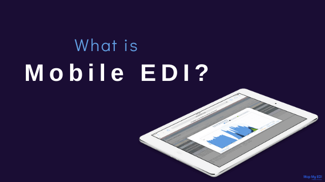 what is mobile edi