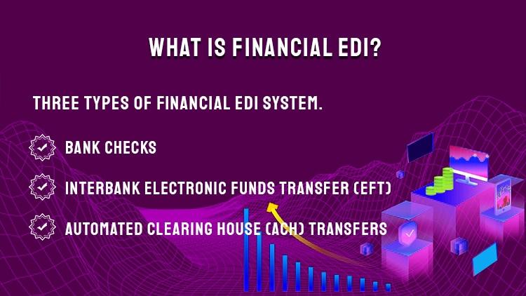 What is Financial EDI