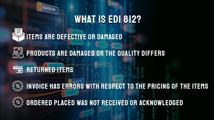 What is EDI 812