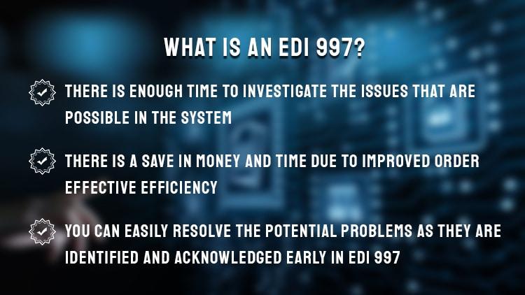 Electronic Data Interchange(EDI) 997
