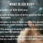 Electronic Data Interchange 820