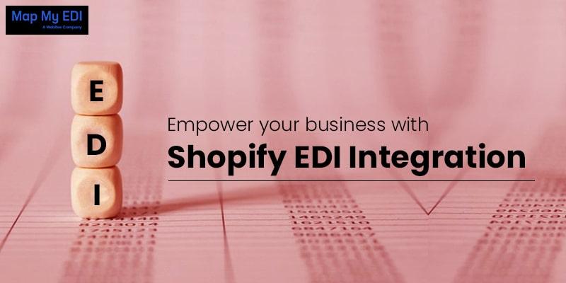 Shopify EDI integration